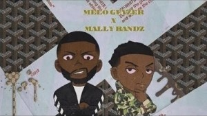 Watch The Drip BY Melo Guyzer x Mally Bandz